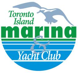 Toronto Island Marina Retina Logo